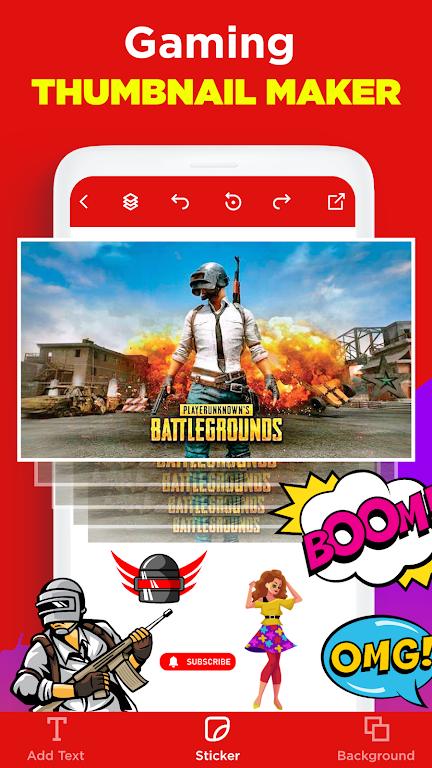 Thumbnail Maker - Create Banners & Channel Art  poster 9