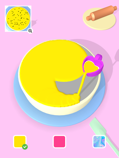 Cake Art 3D 2.2.0 screenshots 8