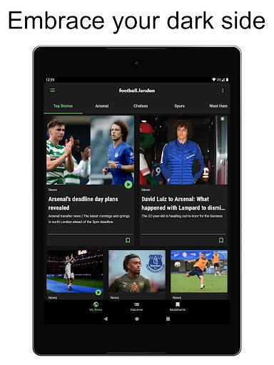 Football.London 5.0.3 screenshots 8