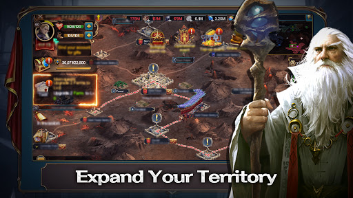 The Third Age - Epic Fantasy Strategy Game  screenshots 1