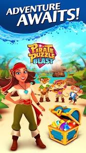 Pirate Puzzle Blast – Match 3 Adventure 1.37.1 Apk + Mod 5