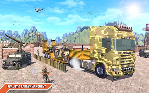 US Army Truck Sim Vehicles 1.1 screenshots 19