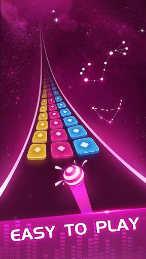 Color Dancing Hop - free music beat game 2021  updownapk 1