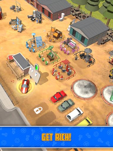 Scrapyard Tycoon Idle Game 0.11.1 screenshots 12