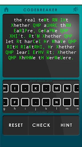 Codebreaker 1.1.0 screenshots 3