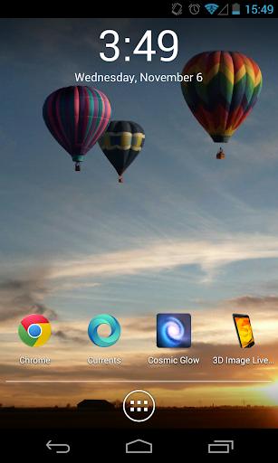 3D Image Live Wallpaper  screenshots 4