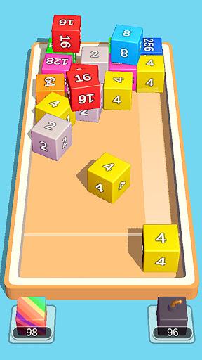 2048 3D: Shoot & Merge Number Cubes, Block Puzzles Screenshots 6
