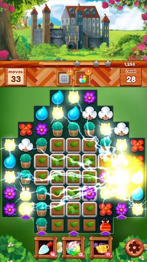 Garden Dream Life: Flower Match 3 Puzzle  screenshots 6