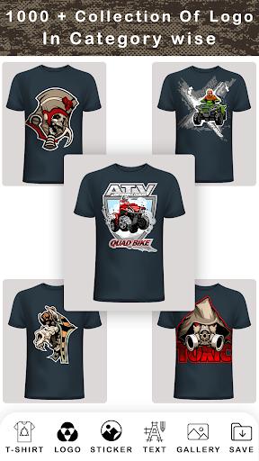 T Shirt Design - Custom T Shirts  Screenshots 3
