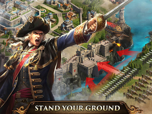 Guns of Glory: Asia 6.0.0 screenshots 12