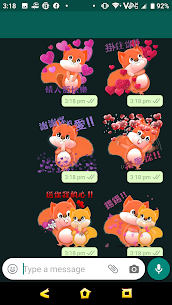 2020 Valentine's Day – Year of Mouse Sticker 1.6 Latest MOD APK 1