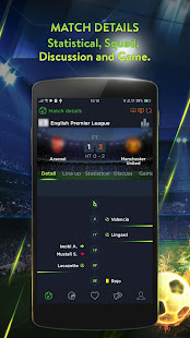 365 Football Soccer live scores  Screenshots 7