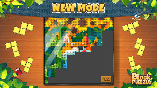Wood Block Puzzle: Classic wood block puzzle games android2mod screenshots 13