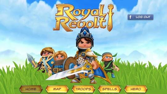 Royal Revolt! 1