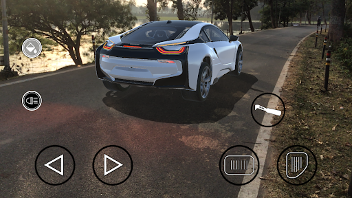 AR Real Driving - Augmented Reality Car Simulator 3.9 Screenshots 5