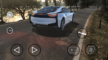 AR Real Driving - Augmented Reality Car Simulator