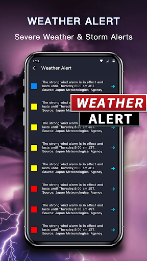 Weather - The Most Accurate Weather App 1.1.8 Screenshots 10