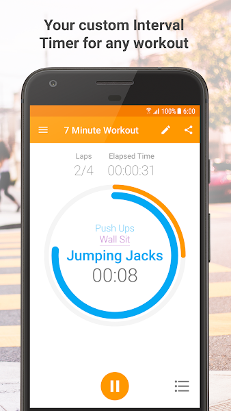 Exercise Timer Premium MOD APK