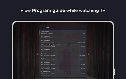 Televizo - IPTV player  Screenshots 13