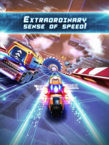 ud83cudfc1ud83cudfc632 Secs: Traffic Rider android2mod screenshots 18