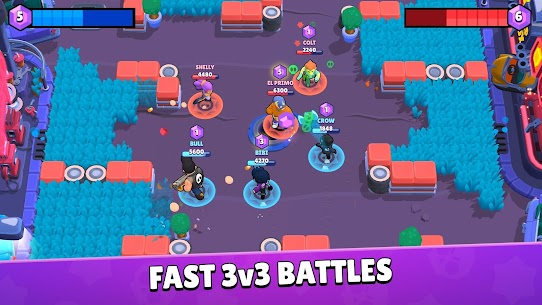 Brawl Stars v34.151 MOD APK (Unlimited Money) 1