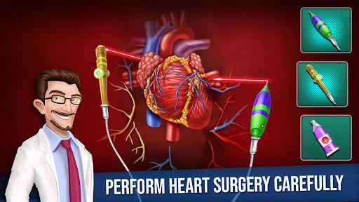 Open Heart Surgery New Games: Offline Doctor Games Apkfinish screenshots 6