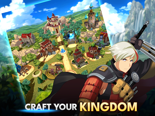 Starsteel Fantasy - Puzzle Combat  screenshots 16
