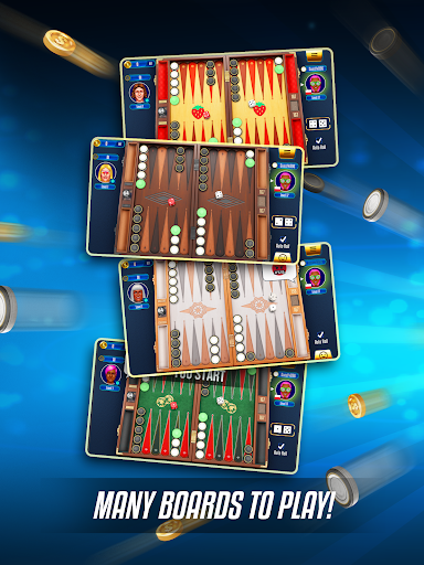 Backgammon Legends - online with chat 1.70.5 screenshots 7
