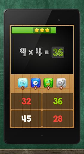 Multiplication Table Kids Math 3.9.0 screenshots 11