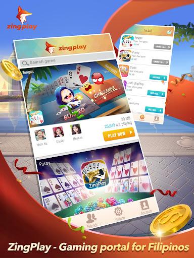 ZingPlay Portal - Games Center - Tongits - Pusoy .  screenshots 7