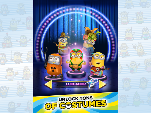 Minion Rush: Despicable Me Official Game 7.5.1d screenshots 12