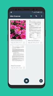 Mini Scanner Pro – PDF Scanner Cracked APK 1