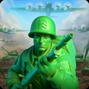 Army Men Strike Military Strategy Simulator 3.69.0 by Volcano Force logo