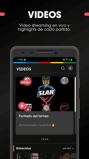 SAR - Sudamu00e9rica Rugby 2.5.1 screenshots 6