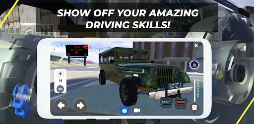 Car Mechanics and Driving Simulator 21 screenshots 3