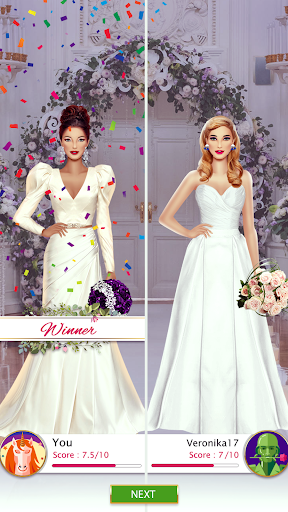 Super Wedding Fashion Stylist Apkfinish screenshots 8