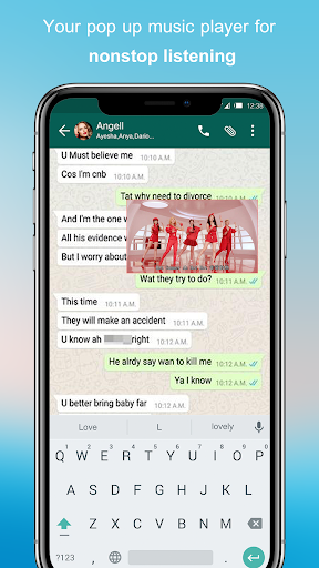 Free Music - Red Plus 1.89 Screenshots 6