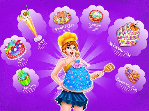 My Bakery Shop: Cake Cooking Games screenshots 3