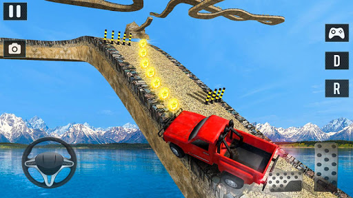 Car Stunt Driving Games 3D: Off road New Car Games  Screenshots 2
