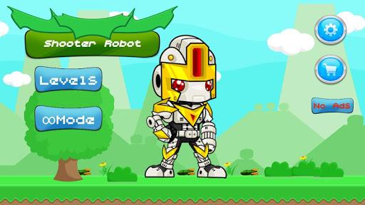 Shooter Robot : Plane , Tank Shooting  screenshots 1
