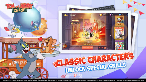Tom and Jerry: Chase  screenshots 9