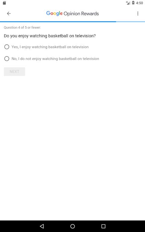 Google Opinion Rewards  poster 10
