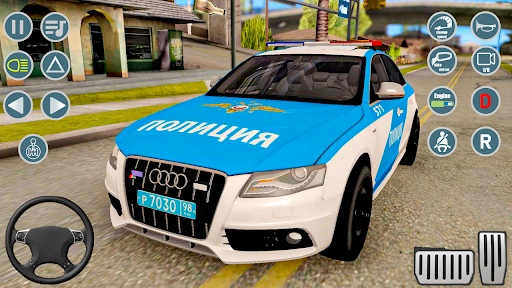 Police Super Car Challenge: Free Parking Drive 1.6 screenshots 11