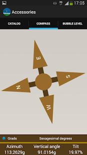 Topographic Accessories