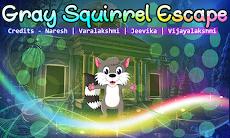 Best Escape Games 61 - Gray Squirrel Escape Gameのおすすめ画像2