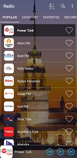 Radio Stations, Listen and Save screenshot 6
