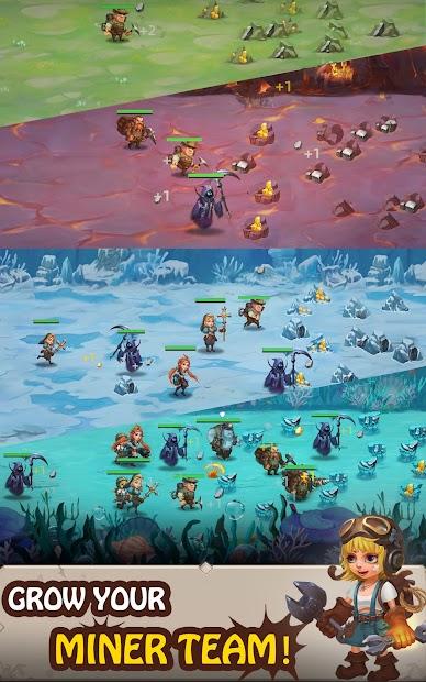 Mine Legend 2 - Idle Miner RPG screenshot 14