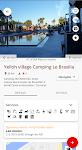 screenshot of Van and Camping App Eu