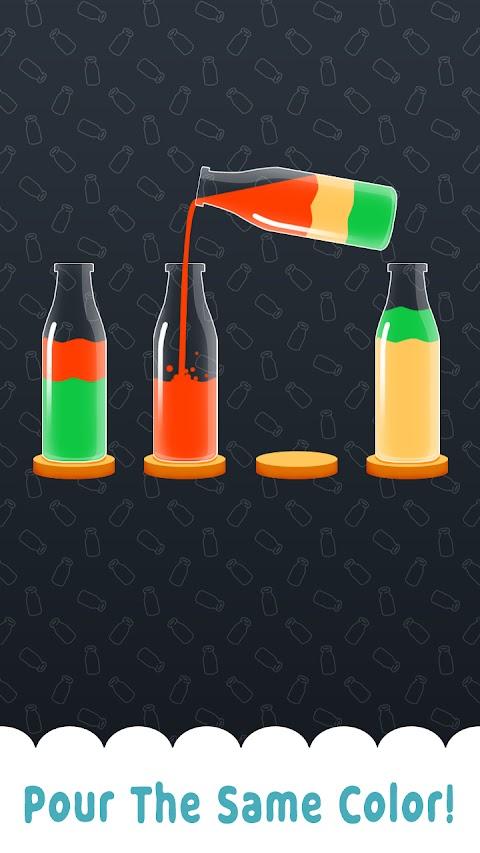Water Sort Puzzle - Water Color Sort 2021のおすすめ画像2