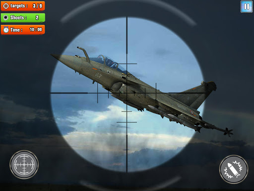 Jet Sky War Fighter 2021: Airplane Shooting Combat  screenshots 7